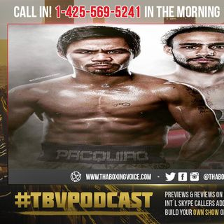 ☎️Manny Pacquaio vs Keith Thurman FOX PPV July😱Thoughts👍🏼or👎🏽
