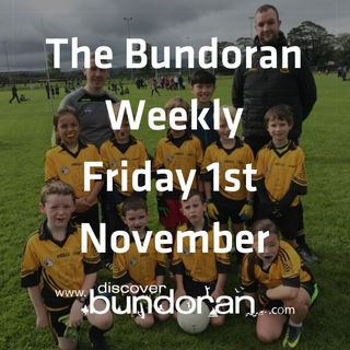 066 - The Bundoran Weekly - Friday 1st November 2019