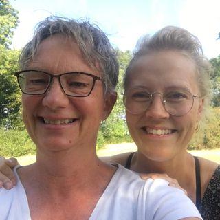 13. s. e. trinitatis. Karen Vinter Ringsmose i samtale med Laura Lundager Jensen