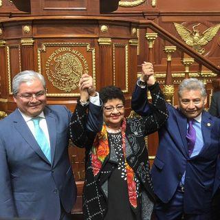 Ernestina Godoy rinde protesta como Fiscal General