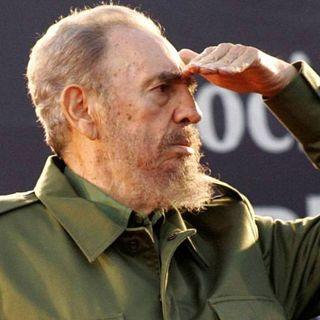 Homenaje al Comandante Fidel Castro Ruz