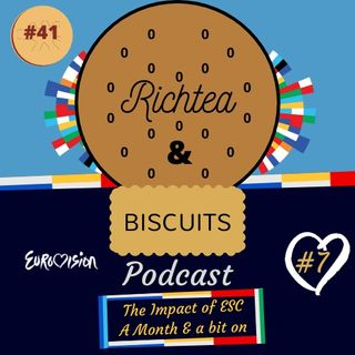 Episode 40 - The Impact of Eurovision a month and a bit on