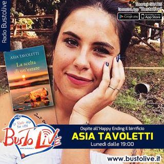 Intervista a Asia Tavoletti