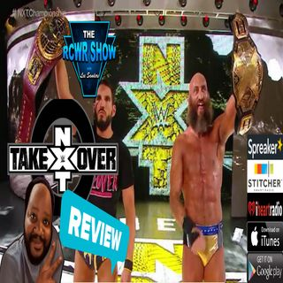 NXT TakeOver Phoenix Aftershow with Lee Sanders 1-26-2019