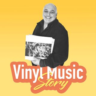 Vinyl Music Story #36