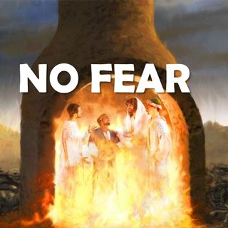 No Fear - Morning Manna #2613