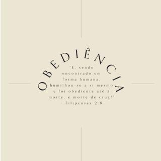 01 - Obediência (Filipenses 2:8) - Devocional Semanal com Nanda Green
