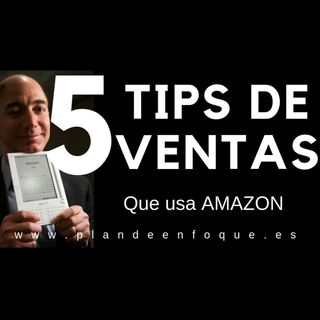 5 tips de ventas que usa AMAZON