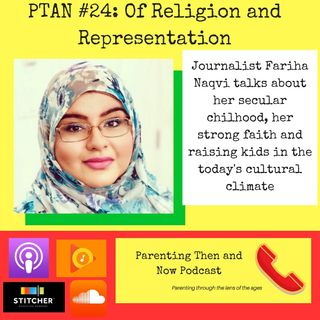 PTAN #24 - Of Religion and Representation