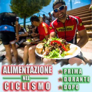Come e cosa mangiare per evitare la crisi di fame nel ciclismo?