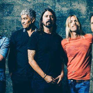 Las que de pronto tocan los Foo Fighters