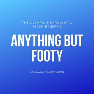 Anything but Footy: Second of our 12 Flash Briefings of Christmas & John's first real Olympic memory