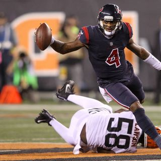 Football 2 the MAX:  DeShaun Watson Gets First Win, NFL Week 2 Preview
