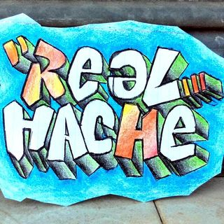 REAL HACHE #37