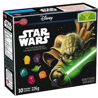 Snacktime! 05: Star Wars fruit flavoured snacks