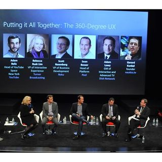 """Radio [itvt]: Part 1 - """"Putting it All Together: The 360-Degree UX"""" at TVOTNYC14"""