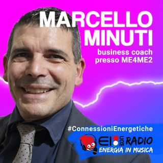 Marcello Minuti, business coach presso ME4ME2