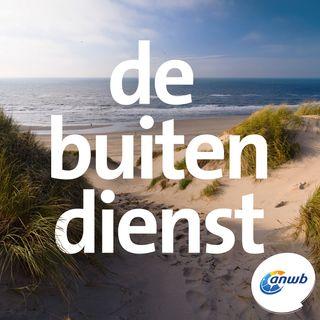Op de hoogste duintop van Nederland