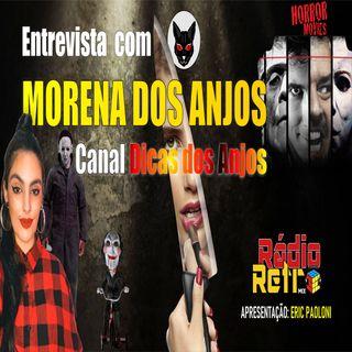 Entrevista: Morena dos Anjos - Filmes Terror Cult