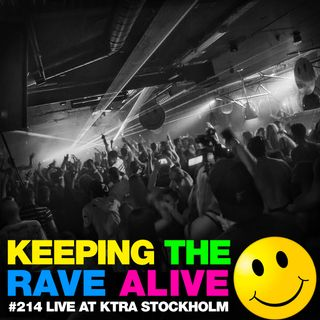 Episode 214: Live at KTRA Stockholm!