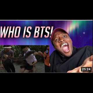 Black Guy  Reacts To: WHO IS BTS?! (방탄소년단)