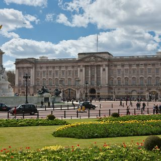 Da Amsterdam a Buckingham Palace!