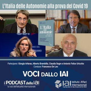 L'Italia delle autonomie alla prova del Covid-19