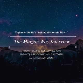 The Maggie Way Interview.
