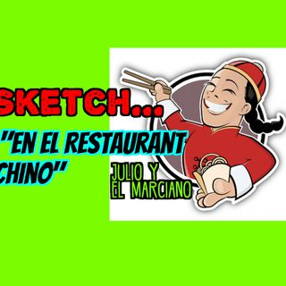 Sketch: En el restaurant Chino part 2