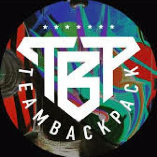 HOT MIXX THE GROOVE TEAM BACKPACK
