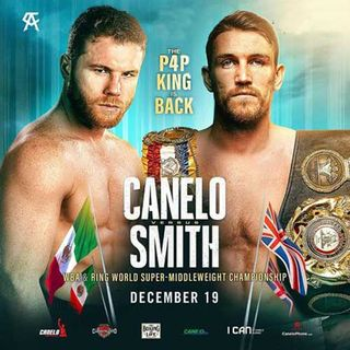 Canelo Alvarez vs Callum Smith Alternative Commentary