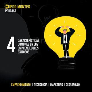 ¿Sabes cuáles son las características para ser un EMPRENDEDOR EXITOSO?💡   EP07 - Emprende con Diego Montes