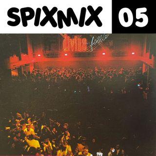 SPIXMIX 05 - 2001 - DJ Spiller @ Divinae Follie Just X (Bisceglie, Bari)