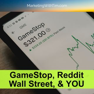 Ep. 35 - Lessons From GameStop & Wall St.