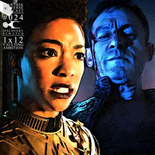 "'Star Trek: Discovery' Review - 1x12 - ""Vaulting Ambition"""
