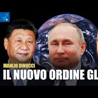 """Manlio Dinucci: """"E' in atto una aggressione della Nato contro Russia e Cina"""""""