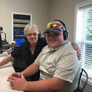 Jackson Romines joins Susan and Carol