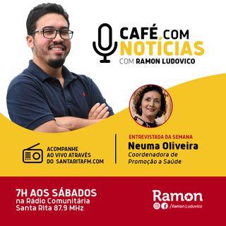 Programa Café com Notícias - 23/05/2020 - Com Ramon Luduvico