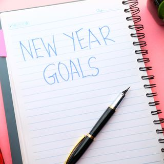 New Year's Resolutions -- Dr Christopher Wolfe St Leo University