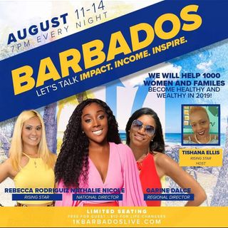 Total Life Changes: Barbados Let's Talk [Promo]