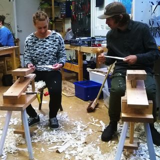 If We Create / Örebro ... Popup Makerspace @ Komtek