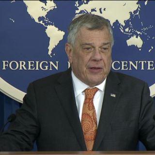 Estados Unidos llama a Ortega a enfrentar correctamente la pandemia