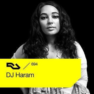RA.694 DJ Haram - 2019.09.16