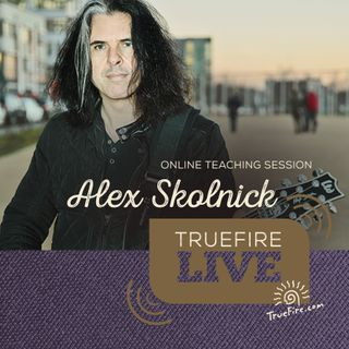 Alex Skolnick - Unbound Guitar Lessons, Q&A, and Performances