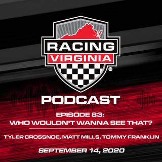Episode 83: Who Wouldn't Wanna See That? – Tyler Crossnoe, Matt Mills & Tommy Franklin
