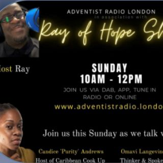 Ray of Hope Show 25th April 2021