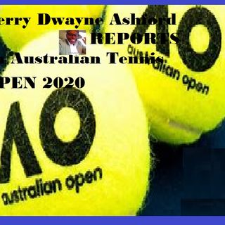 Aussie OPEN 2020 w/Terry Dwayne Ashford