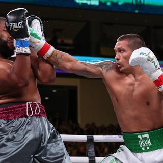 Inside Boxing Daily: We rate Usyk and Bivol's performance, talk Gerald McClellan's place in history, and much more W/Hamed Zaman