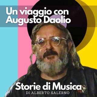 Un viaggio con Augusto Daolio