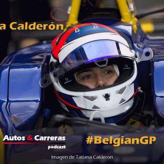 F1 BelgianGP Tata Parte Décima Mañana